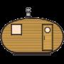 banya-bochka oval